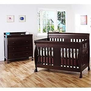 Amazon Com Davinci Porter 4 In 1 Convertible Crib Crib