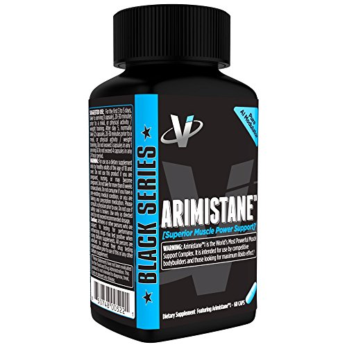 VMI Sports® Arimistane® Top Selling Testosterone Booster, Strongest Anti Estrogen & Powerful Aromatase Inhibitor Supplement 60ct