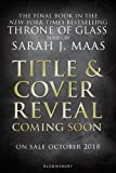 img - for Untitled Throne of Glass book / textbook / text book