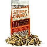 Stump Chunks 100% Natural Wood Fire Starter (Medium), 0.3 cu. ft Bag