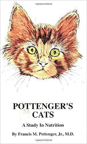 Téléchargement gratuit de livres pdf Pottenger's Cats: A Study in Nutrition 2nd by Francis Marion Pottenger Jr. (1995) Paperback PDF iBook PDB B00M0IW0KI