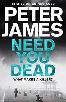 Need You Dead 1509816321 Book Cover