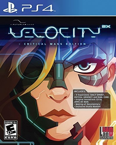 Velocity 2X Critical Mass Edition – PlayStation 4
