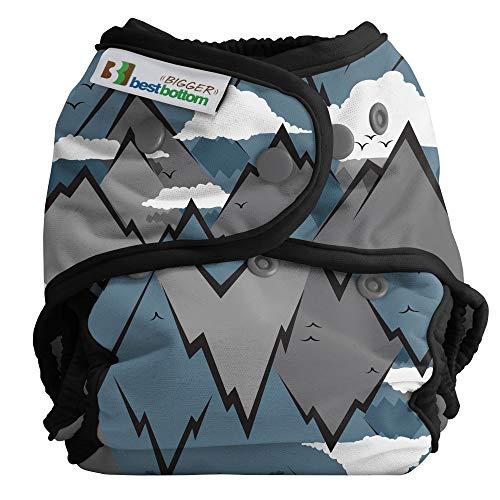 Bigger Best Bottom Reusable Cloth Diaper, Summit