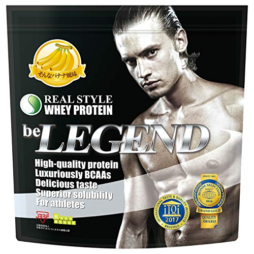 be LEGEND WheyProtein Powder 2.2 lbs (Banana) ()