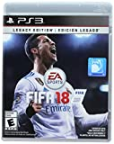Kyпить FIFA 18 Legacy Edition - PlayStation 3 на Amazon.com