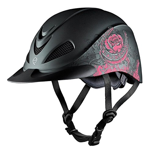 Troxel 04 272 Rebel Western Helmet