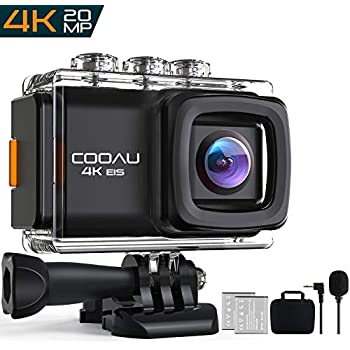 Amazon.com : New EKEN H9R Action Camera 4K WiFi Waterproof ...