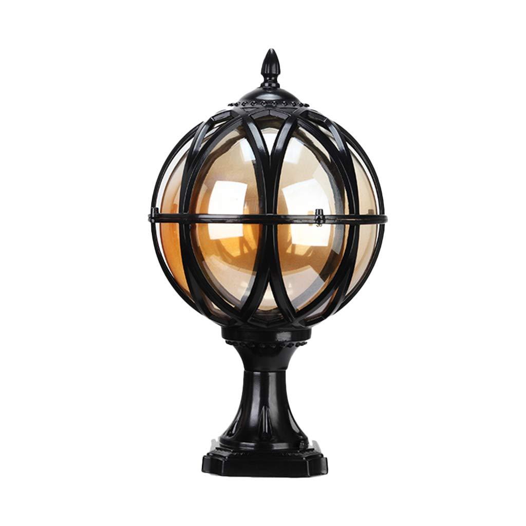 garantito Xing Hua home Lampioni Lampioni Lampioni Lampada da Esterno a Colonna Lampada da Parete Impermeabile Lampada da Terra Cortile Villa Lampada da Strada a LED Lampada da Giardino Balcone Palla Lampioni  acquistare ora