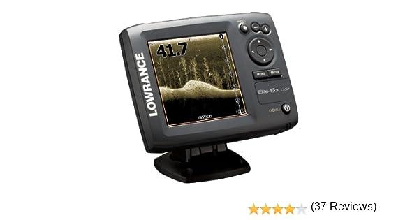 Lowrance Elite-5 DSI - GPS marino con plotter y sónar (importado ...