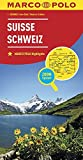 MARCO POLO Länderkarte Schweiz 1:303 000 (MARCO POLO Länderkarten)