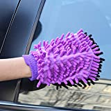 DeemoShop New Hot Super Mitt Microfiber Glove Car