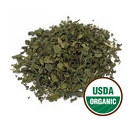 Starwest Botanicals Organic Nettle Leaf Tea Loose Cut and Sifted, 1 Pound Bulk