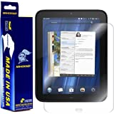 ArmorSuit MilitaryShield - HP TouchPad Screen Protector - Anti-Bubble Ultra HD Shield w/Lifetime Replacements