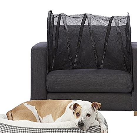 Delicieux Couch Defender Chair Defender: Keep Pets Off Of Your Furniture, Black
