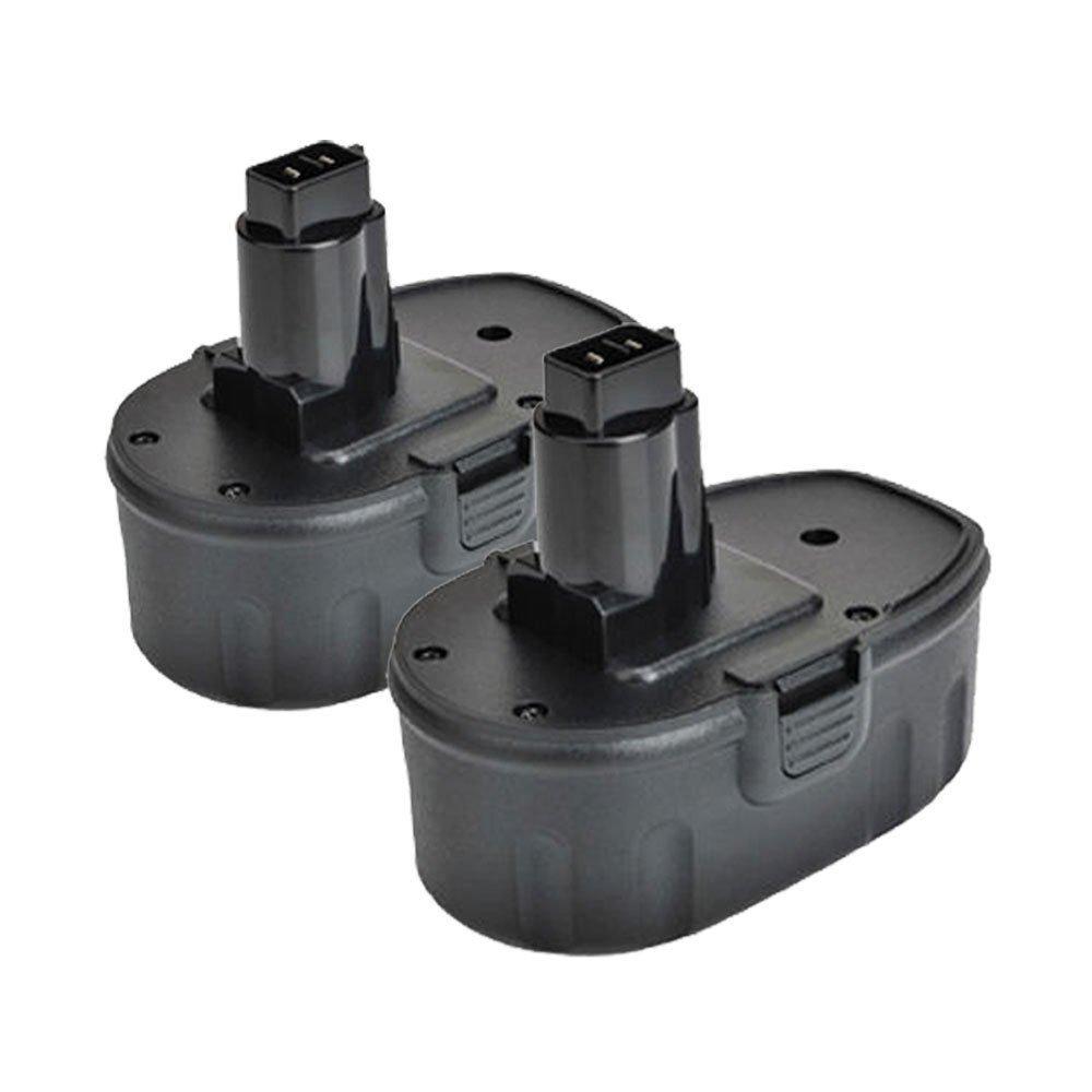 2 Pack 18V XRP Battery For Dewalt DC9096 DW9096 DW9095 DW9098 2.0AH Battery