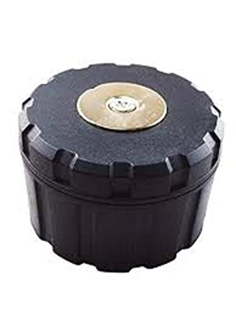 Caja de Almacenamiento Oculta magnética pequeña y Redonda para ...