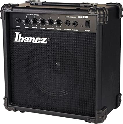 Ibanez Bass Amp - Model IBZ15B