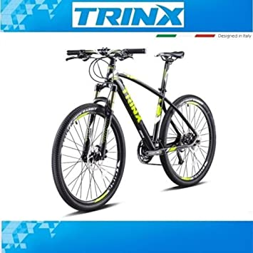 Bicicleta Mountain Bike trinx X1 X-Treme 26 MTB 27 velocidades Shimano 12.1 kg