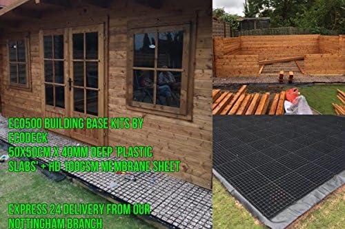 Miraculous Shed Base Grid Shed Base Kit Log Cabin Base Greenhouse Interior Design Ideas Pimpapslepicentreinfo