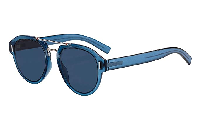 Christian Dior Homme DIORFRACTION5 O7 Gafas, BLUE/BL BLU, 50 ...