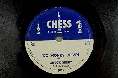 Chuck Berry & His Combo - Rocker Chess 78 RPM - No Money Down