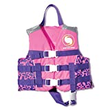 Solstice by International Leisure Products Swimline ULU Kids USCG Approved Life Vest-Girls, Medium