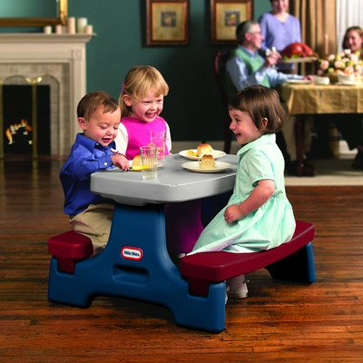 Endless Adventures Easy Store Jr Play Table from Little Tikes - Dropship