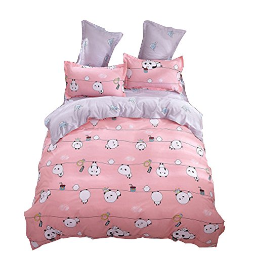sohu-chen-student-dormitory-happy-family-single-home-cute-4-sets-of-bed-pink-7inch