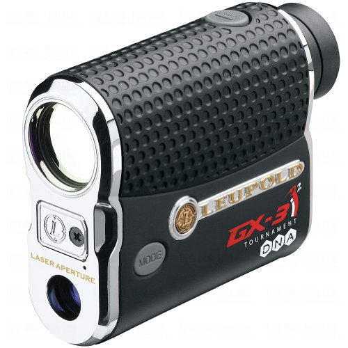Leupold 119087 GX-3i2 Digital Golf Rangefinder