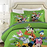 Comforter Bedding Set 3 Piece Set, Mickey Minnie