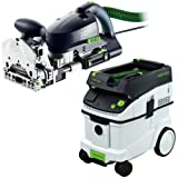 Festool DF 700 Domino XL + CT 36 Dust Extractor Package