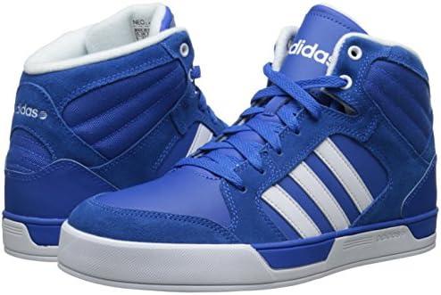 adidas NEO Men's Bbadidas NEO Raleigh Mid-Height Basketball Sneaker