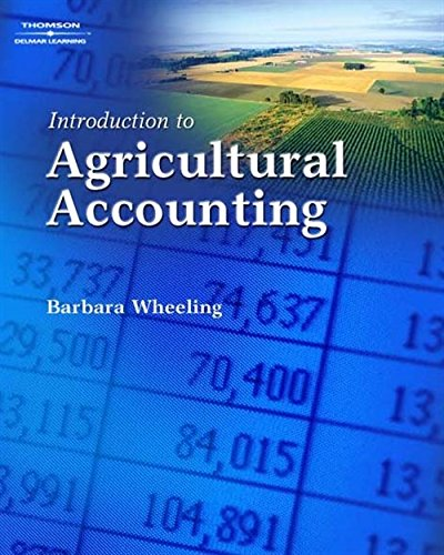 Farm Accounting - Introduction to Agricultural Accounting