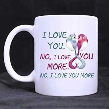 new yearchristmas day gifts funny saying i love you no i love