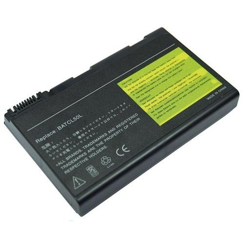 Chem usa ChemBook 2051-S 4400mAh/65Wh 8 Cell Li-ion 14.8V Dark Blue Compatible Battery