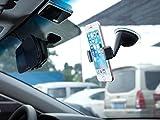 LAX Universal Dashboard-mounted Smart Phone Holder