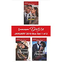 Harlequin Desire January 2019 - Box Set 1 of 2: An Anthology