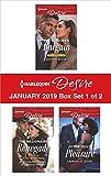 Harlequin Desire January 2019 - Box Set 1 of 2: An Anthology