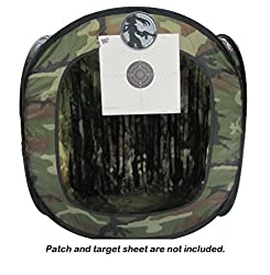P-Force Portable Airsoft Target with BB Trap