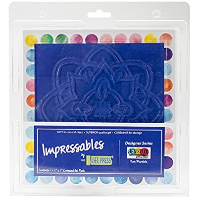 Gel Press Impressables