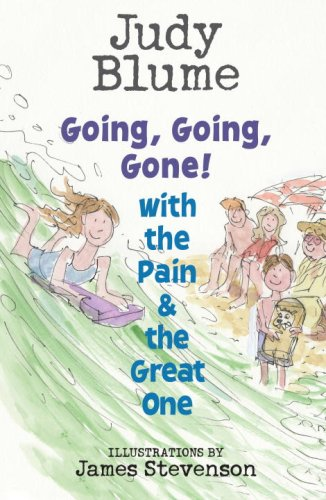 Going, Going, Gone! with the Pain and the Great One (Pain & the Great One) ebook