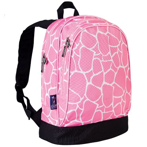 Wildkin 15 Inch Backpack, Extra Durable Backpack with Padded Straps and Interior Moisture-Resistant Lining, Perfect for School or Travel – Pink (Valentine Boxes For School)