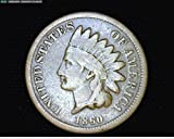 Best Indian Coins - 1860 U.S. Indian Head Copper-Nickel Cent / Penny Review