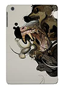 Lyavem-479-xuysgnl Case Cover Kiss The Monster Compatible With Ipad Mini/mini 2 Protective Case