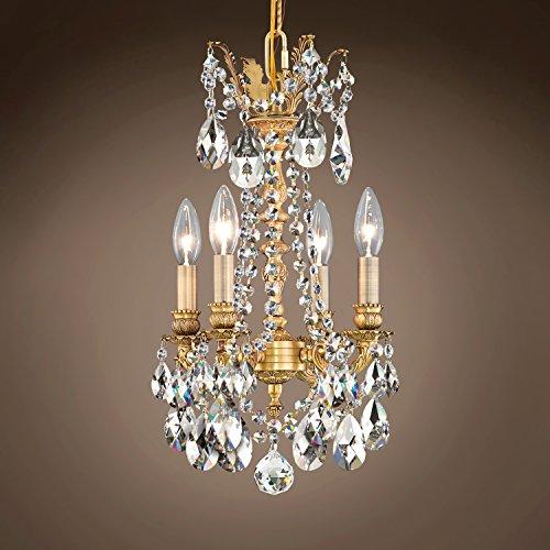 Traditional Versailles 4 Light 13