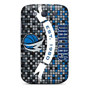 Galaxy S3 Case Cover Dallas Mavericks Case - Eco-friendly Packaging