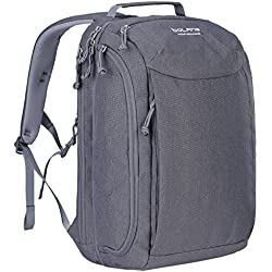 Bolang Water Resistant Travel Casual Daypacks School Laptop Carry on Backpack 8859 (Grey)