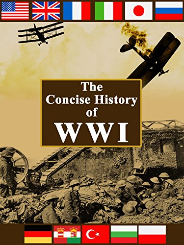 The Concise History of WWI ()