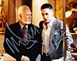 MALCOLM McDOWELL and ADRIAN PASDAR as Daniel Linderman and Nathan Petrelli